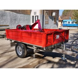 Dump trailer REMBI