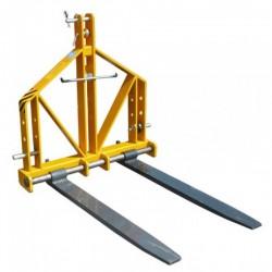 Forklift device