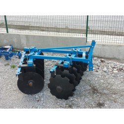 Disc harrow V-type