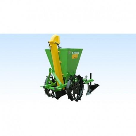 Potato sower one-line without fertilizing