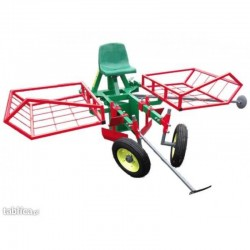 Seeder for fruit trees from seedlings
